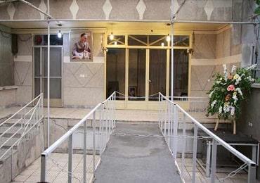منزل امام خمینی در جماران