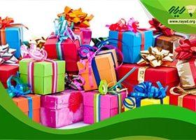 هدیه جذاب برای جشن تکلیف
