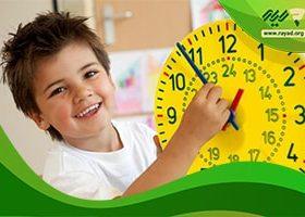 5 روش خلاقانه آموزش ساعت به کودکان