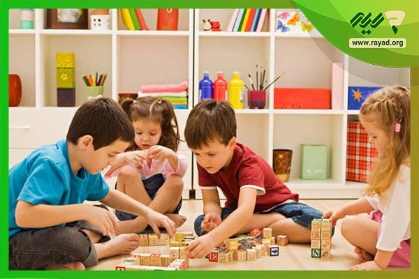 آموزش پیش دبستانی در خانه