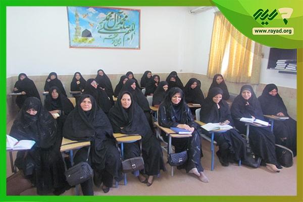 کلاس های ویژه فرهنگیان