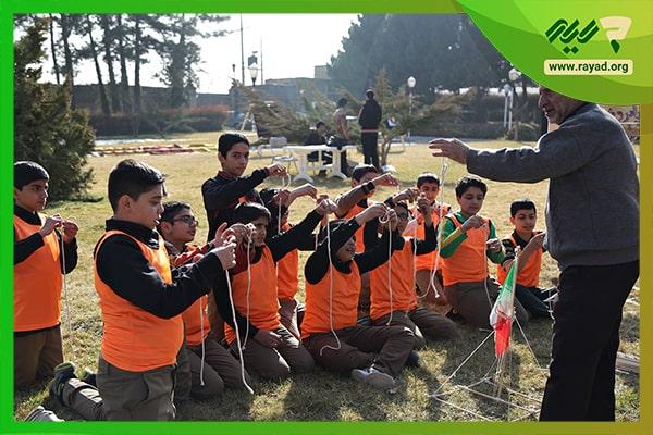 مسابقات روز دانش آموز