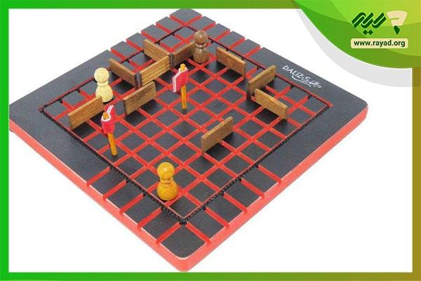 بازی فکری دالیز-انتزاعی