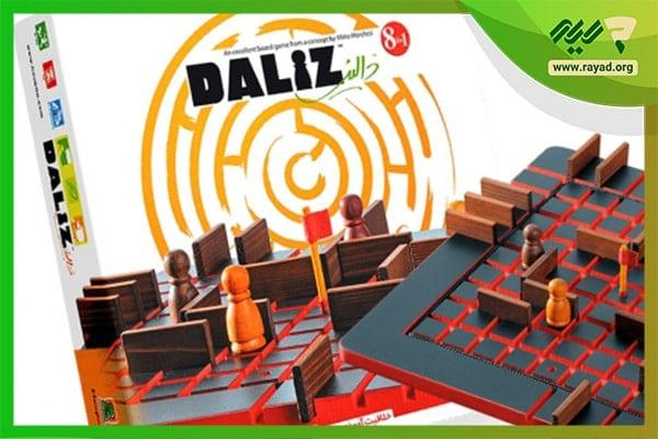 بازی استراتژیک- انتزاعی دالیز