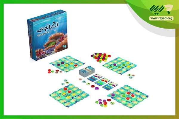 بازی فکری اقیانوس-استراتژیک