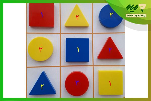 آموزش ریاضی و بازی