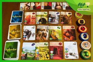 بازی کارتی اسپلندور