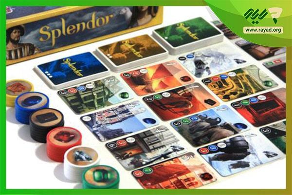 بازی خانوادگی اسپلندور