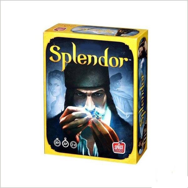بازی فکری اسپلندور