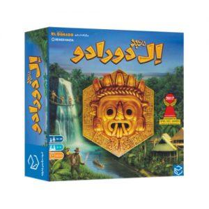 بازی فکری معبد ال دورادو