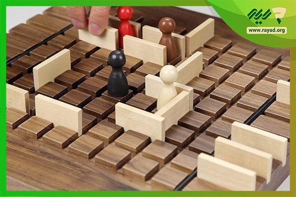 بازی فکری کوریدور - انواع بردگیم