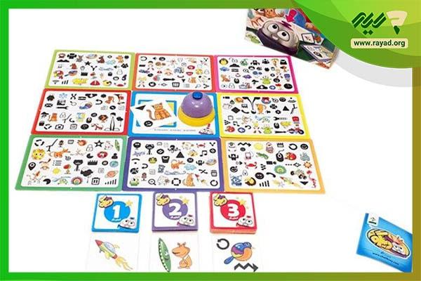 بازی خانوادگی دینگو