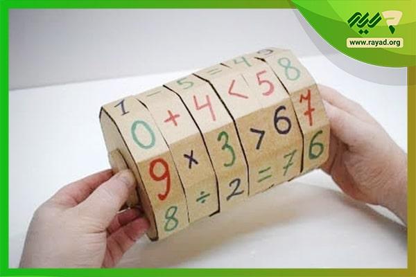 دست ورزی ریاضی یعنی چه