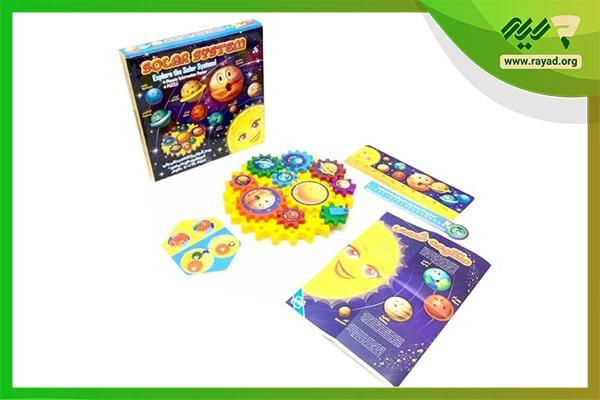 بازی فکری منظومه شمسی