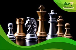 بازی فکری شبیه شطرنج