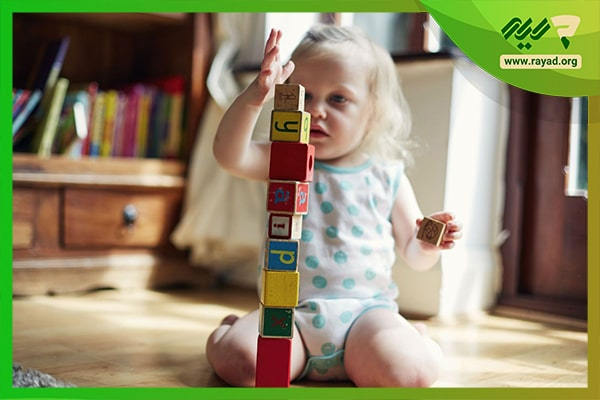 اسباب بازی برای تقویت هوش دیداری -min