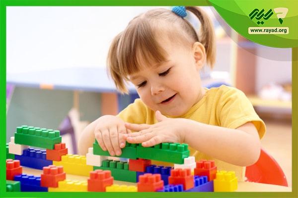 بازی برای تقویت هوش دیداری-فضایی کودک-min