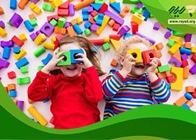 اسباب بازی برای تقویت هوش دیداری-فضایی کودک