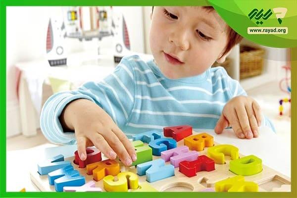 نقش پازل در هوش کودک