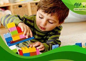 نقش بازی با لگو در رشد کودکان