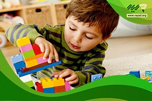 فواید بازی با لگو در کودکان
