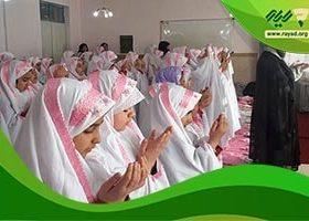 آموزش گام به گام نماز به کودکان