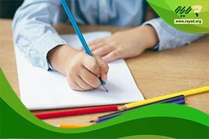 راهکار خوش خط شدن دانش آموزان