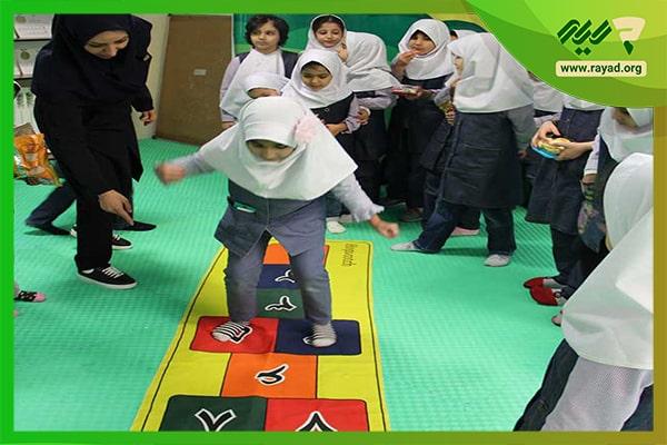 بازی های آموزشی برای دانش آموزان
