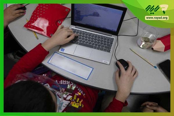 بازی در کلاس های مجازی