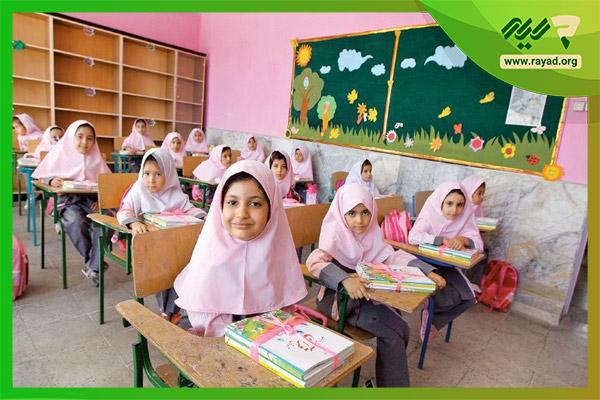 دانش آموزان ابتدایی