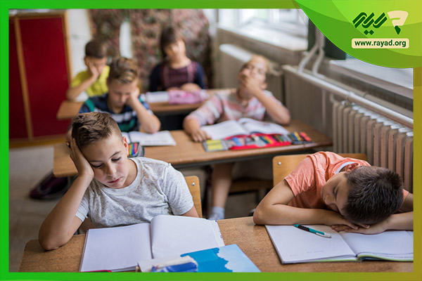 چگونگی برخورد با دانش آموز تنبل